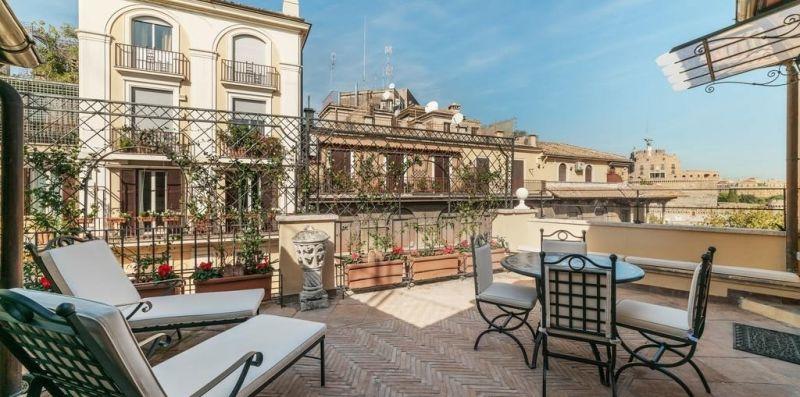 Luxury Penthouse Castel S Angelo - Rome Sweet Home