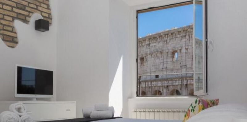 Luxury Colosseo Breathtaking  View - Rome Sweet Home