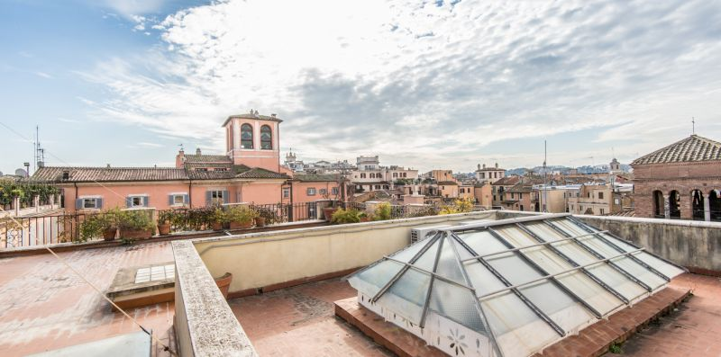 Lucina Luxury Penthouse - Rome Sweet Home