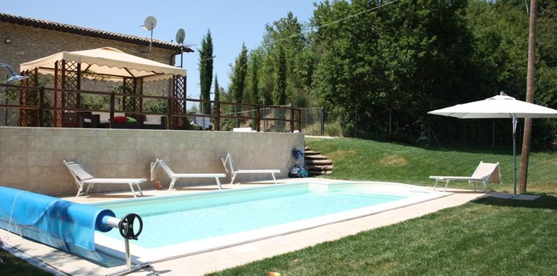 Luxury Casale Sabina Valley - 3 Bedroom Villa - Rome Sweet Home
