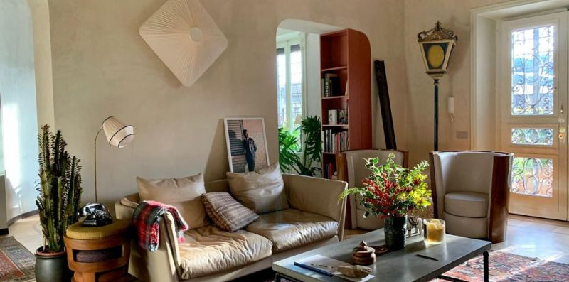 Luxury Fashion Apartment With Garden - Rome Sweet Home