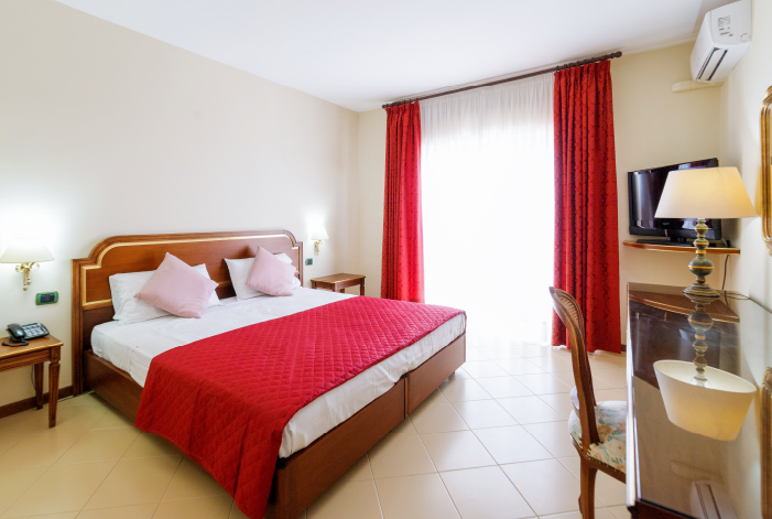 hotel sakura camere