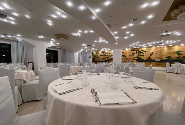 hotel sakura ristorante