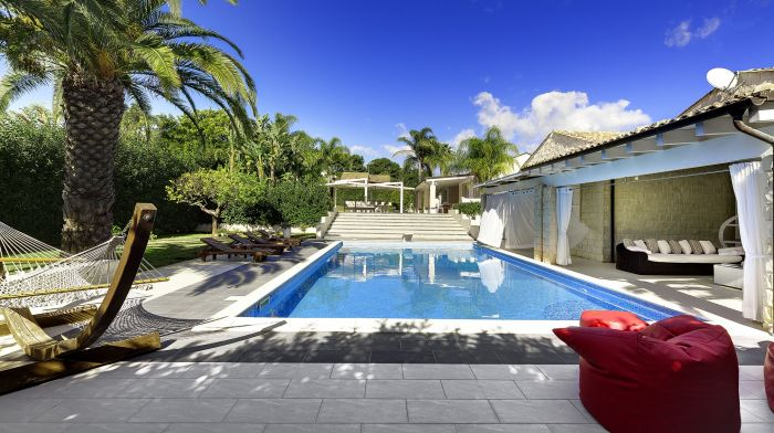 Villa Pietrabianca, con piscina privata
