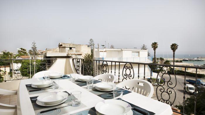 Casa Sanremo - Panoramic terrace