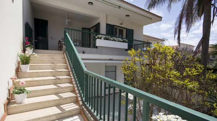 Casa al Porto, 300 meters from the beach