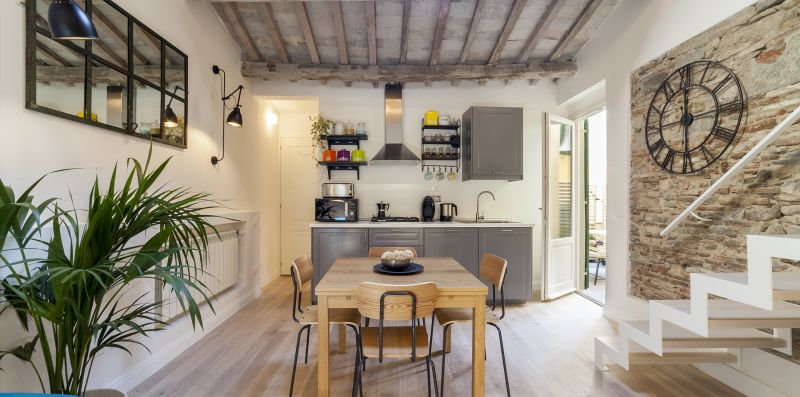 San Lorenzo with private terrace  - Starthouse