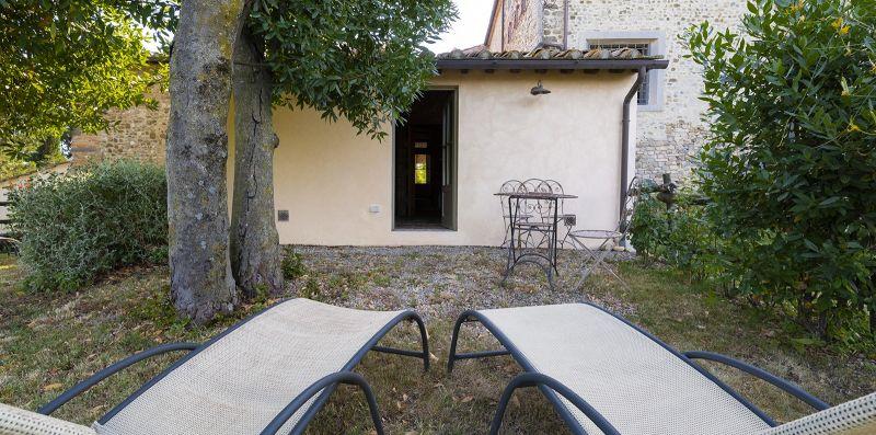 STALLA DI FEO - appartamento per 4 persone nel cuore del Chianti - Starthouse