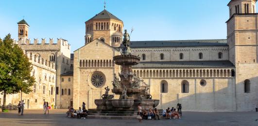 Boutique Trento  Piazza del Duomo & Trento