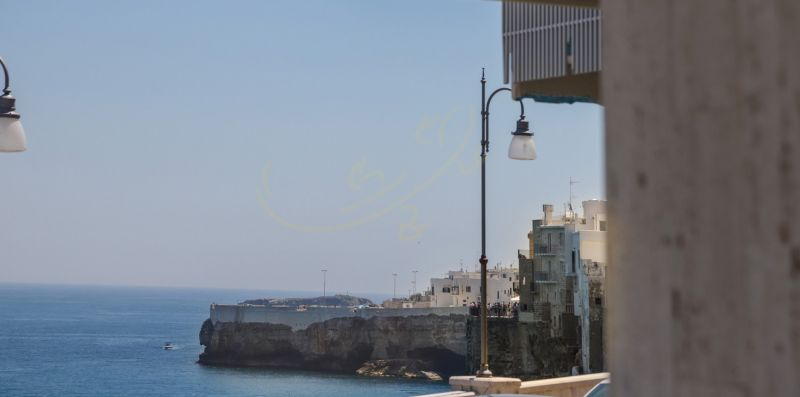 CASA NEL BLU con terrazza vista mare - Trulli & Dimore