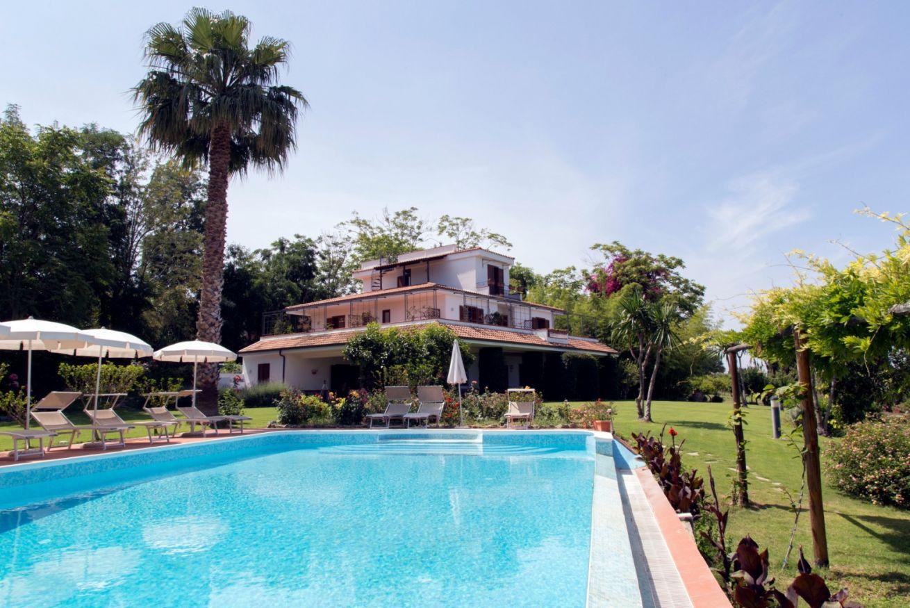 Villa Gattopardo