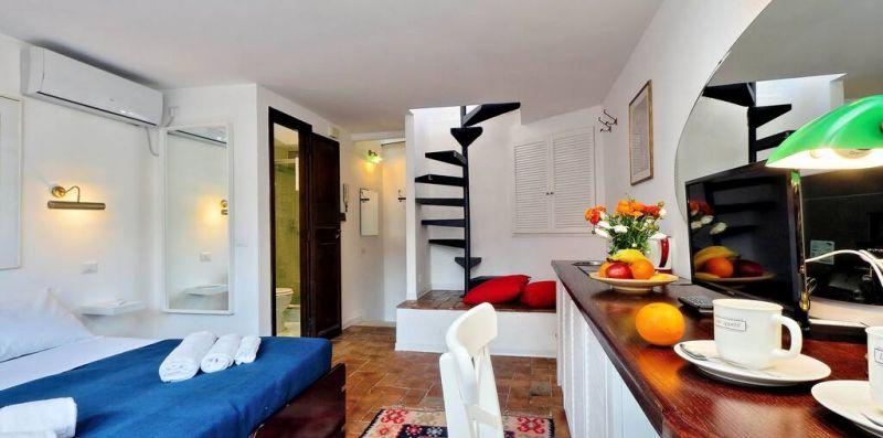 CIANCALEONI ROMA - Romantico monolocale con terrazzo - Weekey Rentals
