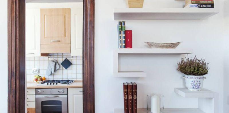 LUNGARETTA 3 ROMA - Appartamento ben rifinito per 4  - Weekey Rentals