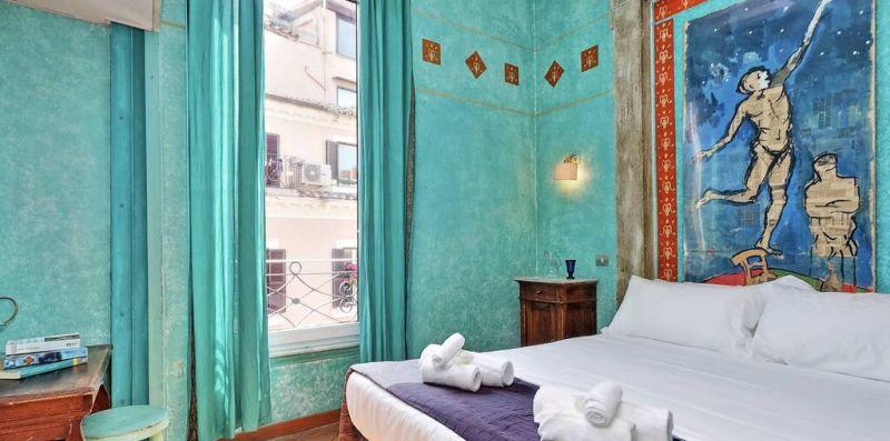MONTEVECCHIO ROMA - Luminoso appartamento con terrazzo per 6  - Weekey Rentals