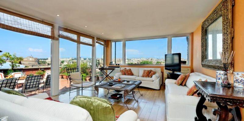 ONOFRIO2 ROMA - Meraviglioso appartamento per 4 con terrazza panoramica a Trastevere - Weekey Rentals
