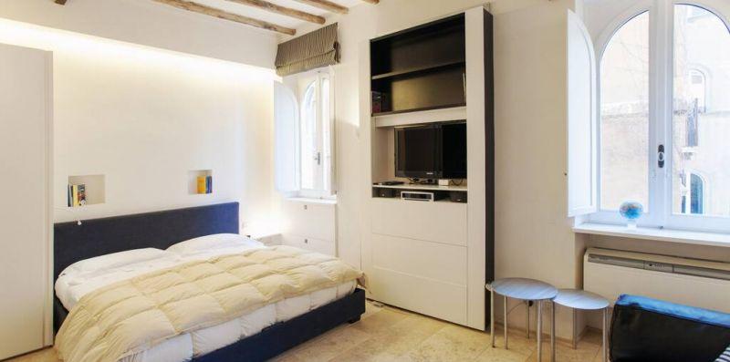 ORO ROMA - Romantica suite con vista per 4 persone  - Weekey Rentals