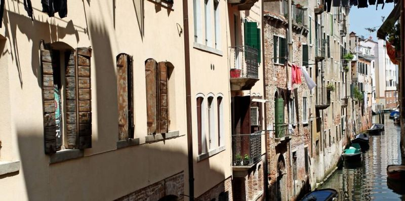 TESTA  - Caratteristico appartamento in stile Veneziano per 4 - Weekey Rentals