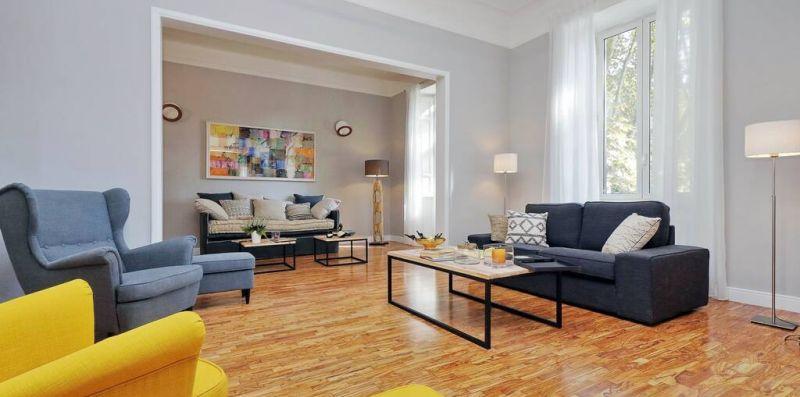 TRASTEVERE 3 ROMA - Spazioso e moderno appartamento per 8 - Weekey Rentals