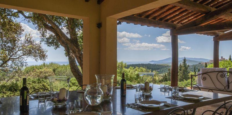 VILLA LIVIA CAPALBIO - Prestigiosa villa per 13 persone con piscina e giardino privati - Weekey Rentals