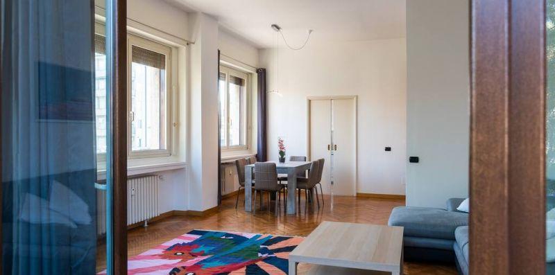 VITTORIA 4 MILANO - Spazioso e luminoso appartamento per 6  - Weekey Rentals