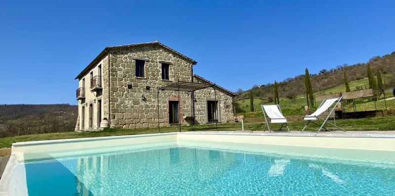 Casale Pietra - Incantevole casale con piscina, lontano da tutto - Weekey Rentals