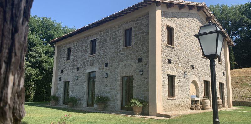 Casale Sfarina - Meraviglioso casale in pietra con piscina, calcetto e spa - Weekey Rentals