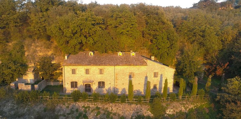 Casale Madonna delle Macchie - Splendido casale con piscina  per 10/12 pax nei pressi di Orvieto - Weekey Rentals
