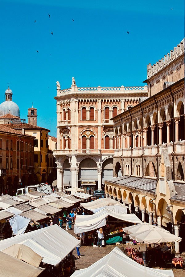 Padova e Venezia